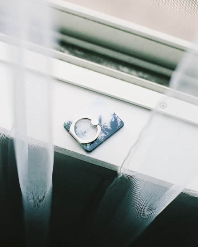 smart phone ring photo by masumi ishida